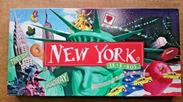 New York In a Box Monopoly  Limited Edition (Unplayed)
